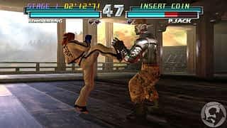 Video Game Animations Tekken 3