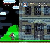 Video Game Animations Super Mario World