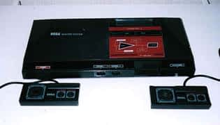 Video Game Animations Sega Master System